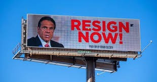 Andrew Cuomo Accused Of Making Unwanted Advances